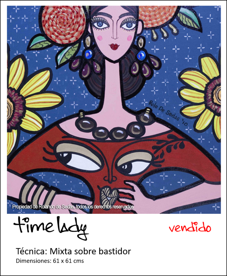 2010 time lady